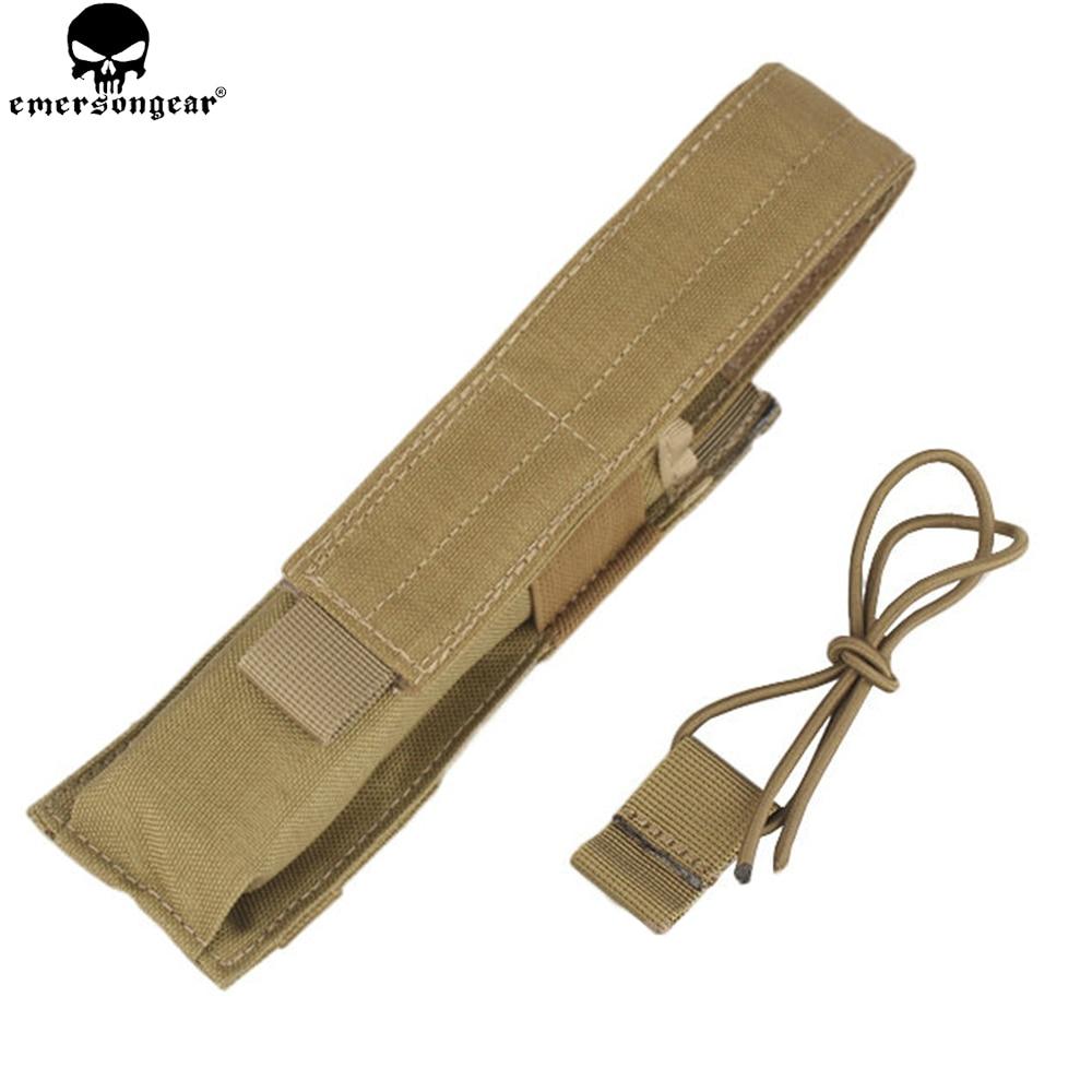 EmersonGear MP7 Один Подсумок, сумка для журналов, тактическая Wargame, нейлоновая кобура, аксессуары для охоты, страйкбольная винтовка, сумка EM6057