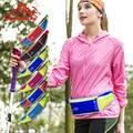 2017 Multi-função À Prova D' Água Saco Da Cintura Mini Leve Pacote Cinto para Mulheres Dos Homens de Telefone Celular Sacos de Quadril