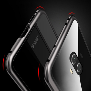 Image 3 - 360 Magnetic Glass Flip Case For Huawei Mate 20 Pro P30 P20 Lite Nova 5t 3i 4 V20 P Smart Z Honor 8X 9X Y9 Prime 2019 Case Cover