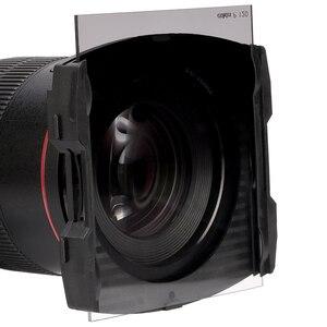 Image 5 - Фильтр адаптер для камеры с градиентом нейтральной плотности ND Square из смолы, держатель для колец, система Cokin P Series для SLR DSLR