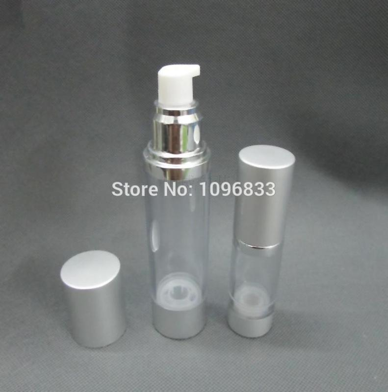 50ml 50g tanpa pam botol Perak Warna, Kosmetik Essence Losyen - Alat penjagaan kulit