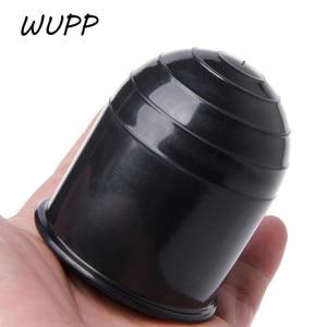 Image 2 - אוניברסלי 50MM האוטומטי Tow בר כדור כיסוי כובע תקלה קרוון קרוואן Towball להגן