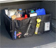 2016 venda quente car acessórios car trunk organizer saco de armazenamento auto de armazenamento de carro receber bolsa de carregador do carro