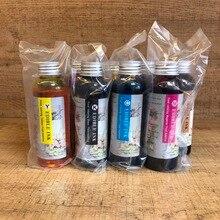 4 цвета 100 мл универсальные съедобные чернила для настольного кофе принтер пищевой принтер