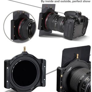 Image 4 - Zomei 100Mm ND Vuông Camera Lọc & Adapter Ring Cho Cokin Lee Nisi Zomei 100*100 100*150Mm