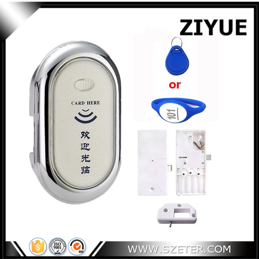 125Khz RFID EM Bracelet Card Electronic Locker Lock, Cabinet Sauna Lock for Office Hotel Home Swimming Pool sample electronic locker digital cabinet lock locker lock sauna lock rfid lock for office hotel home swimming pool