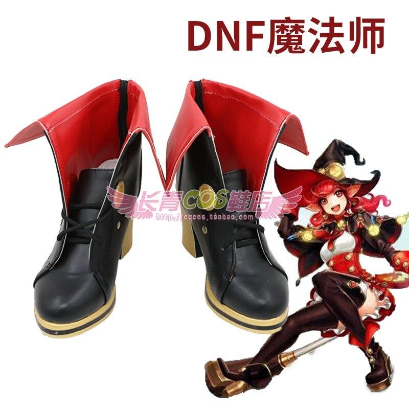 Anime Narikiri Dungeon Jude Mathis Cosplay Shoes Boots Version B Custom-made