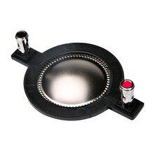 titanium speaker diaphragm replacement  neodymium tweeter 44mm voice coil for professional audio