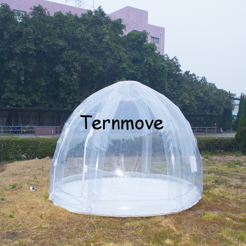 pvc garden inflatable tent,events outdoor inflatable tent,hot sale inflatable transparent yerd tent, trade show and event tents hot sale factory price inflatable octopus tent inflatable advertising promotion tent