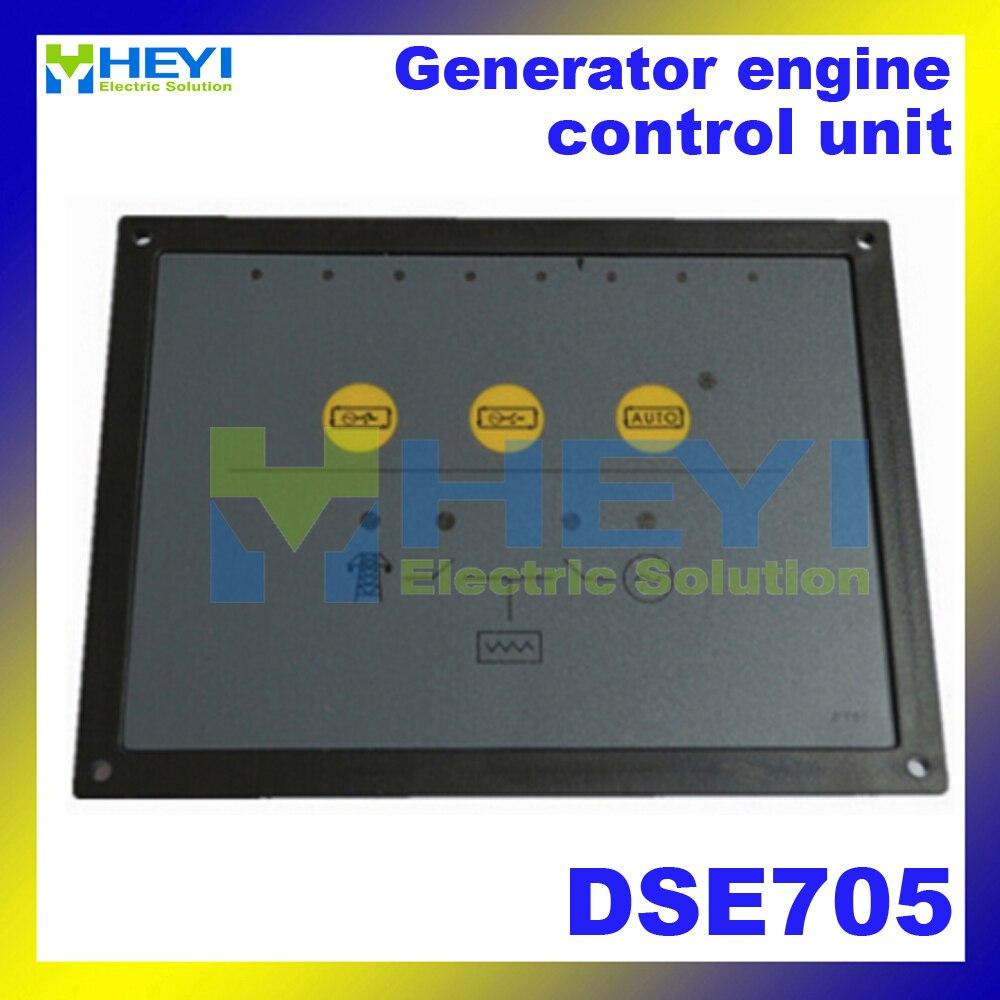 Contrôleur automatique de générateur du module de commande du moteur DSE705 pour le groupe électrogène diesel