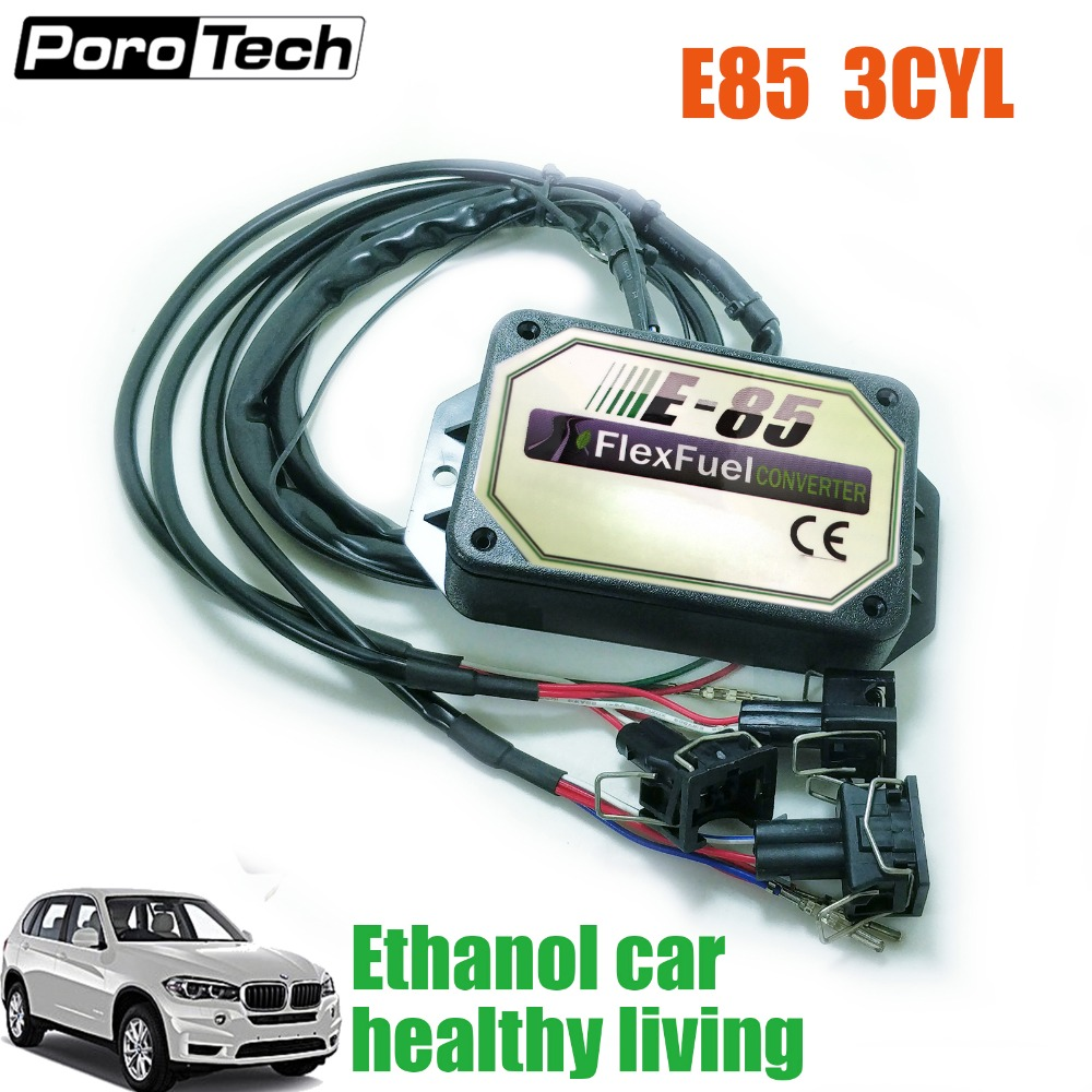E85 Ethanol kit 3CYL factory compatible with 98 of gasoline vehicles 3cyl Ethanol car Gasoline modification