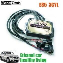 E85 Ethanol kit 3CYL fabrik kompatibel mit 98% von benzin fahrzeuge 3cyl, Ethanol auto Benzin änderung Zubehör E85
