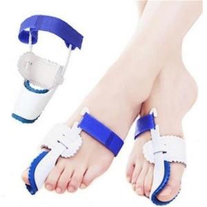 Image 2 - Corrector Hallux Valgus, separador de dedos, férula metatarsiana, ortesis, alivia el dolor, herramienta para el cuidado de los pies, 8 unidades