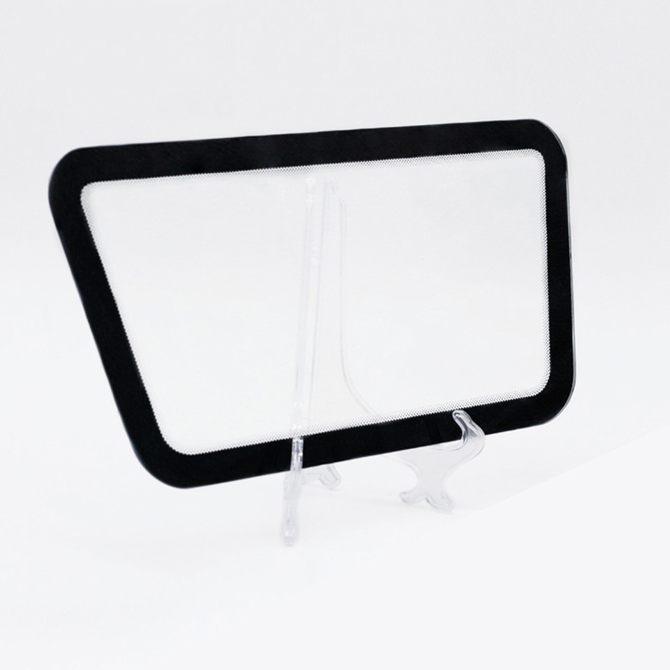 38*19.5cm Car Window Film Display Front/Back Windshield Glass Rear Screen Windscreen Model For Window Foil Displaying MO B5-in Paint Protective Foil from Automobiles & Motorcycles