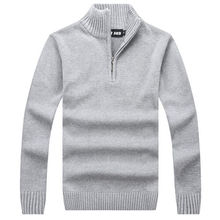 2016 spring and winter collection of high quality brand clothing and fashion knitted cotton fabric on the new sweater 100%
