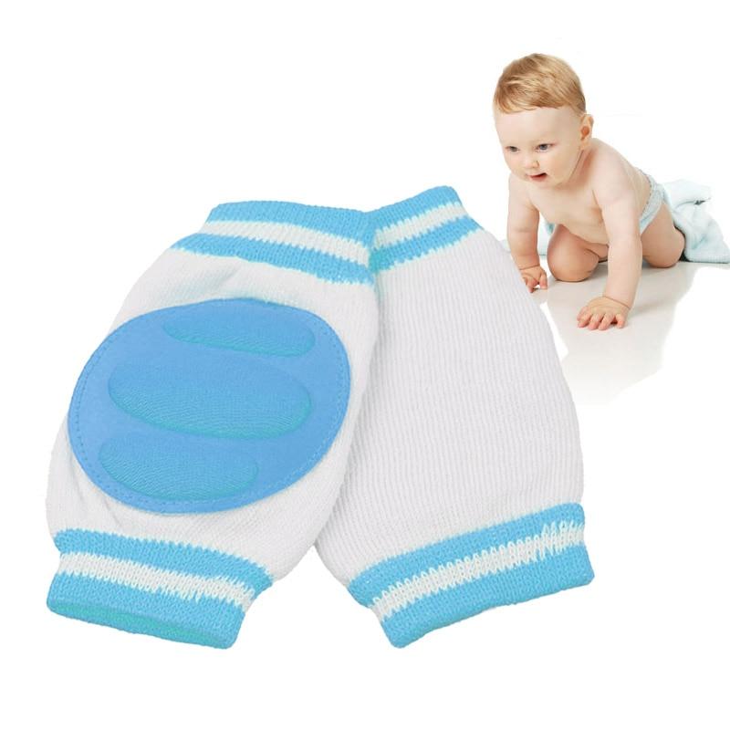 Baby Knee Pads Children Leggings Knee Protector Leg Warme Crawling Elbow Cushion