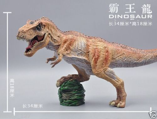 US $20 95 20% OFF|Original Genuine Jurassic world dinosaurs Indominus rex  king collectible model kids toys for children gift-in Action & Toy Figures