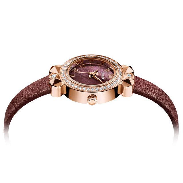 Oval Retro Style Dress Watch