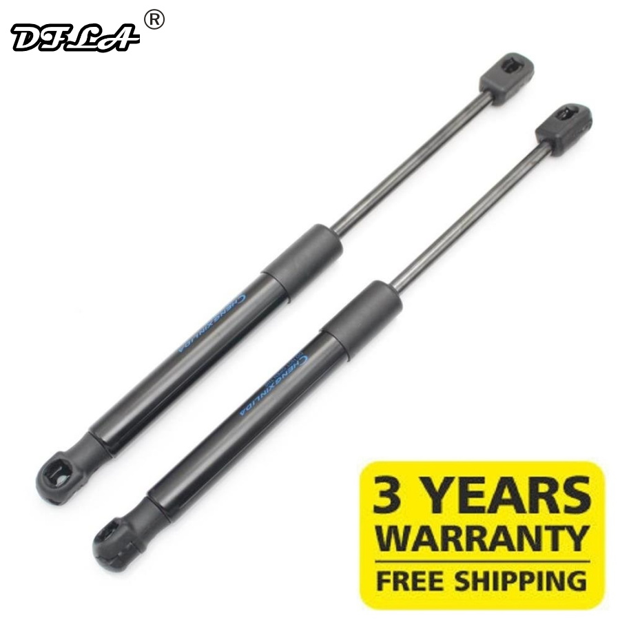 2pcs For VW Jetta GLI MK5 Sedan 2005 2006 2007 2008 2009 2010 2011 With Gift Gas Trunk Tailgate Shock Strut Lifter Gas Spring
