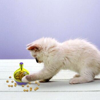 Interactive Cat IQ Treat Ball 1