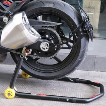 motorcycle modified Stands Rear wheel support rack hold for yamaha honda kawasaki Мотоцикл