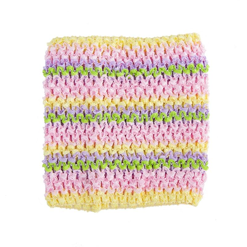9 Crochet Tutu Top Tutu Headband 20 Colors Instock Pink Headbands
