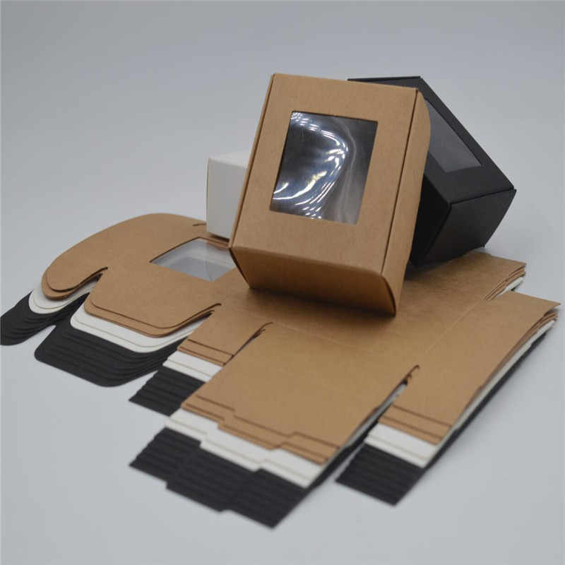 a3a679bc482 Detail Feedback Questions about 5pcs Small Kraft paper packaging box ...