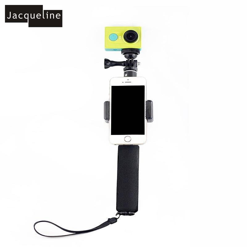 Jacqueline til tilbehørssæt Selfie m / telefonlåsbeslag til Gopro - Kamera og foto - Foto 2