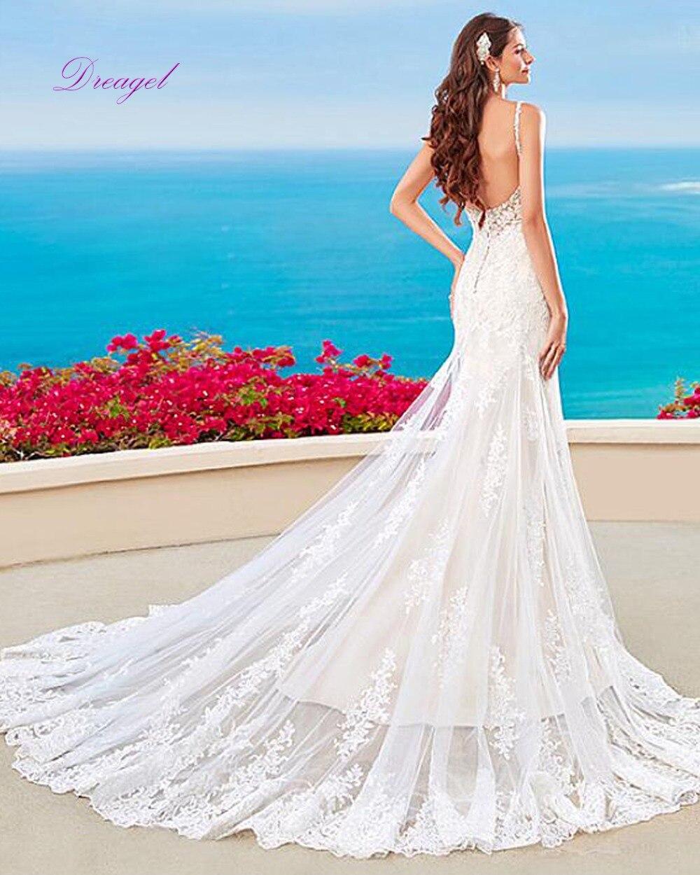 Baratos Vestidos únicos De La Boda 2017 del vestido de bola puffy ...