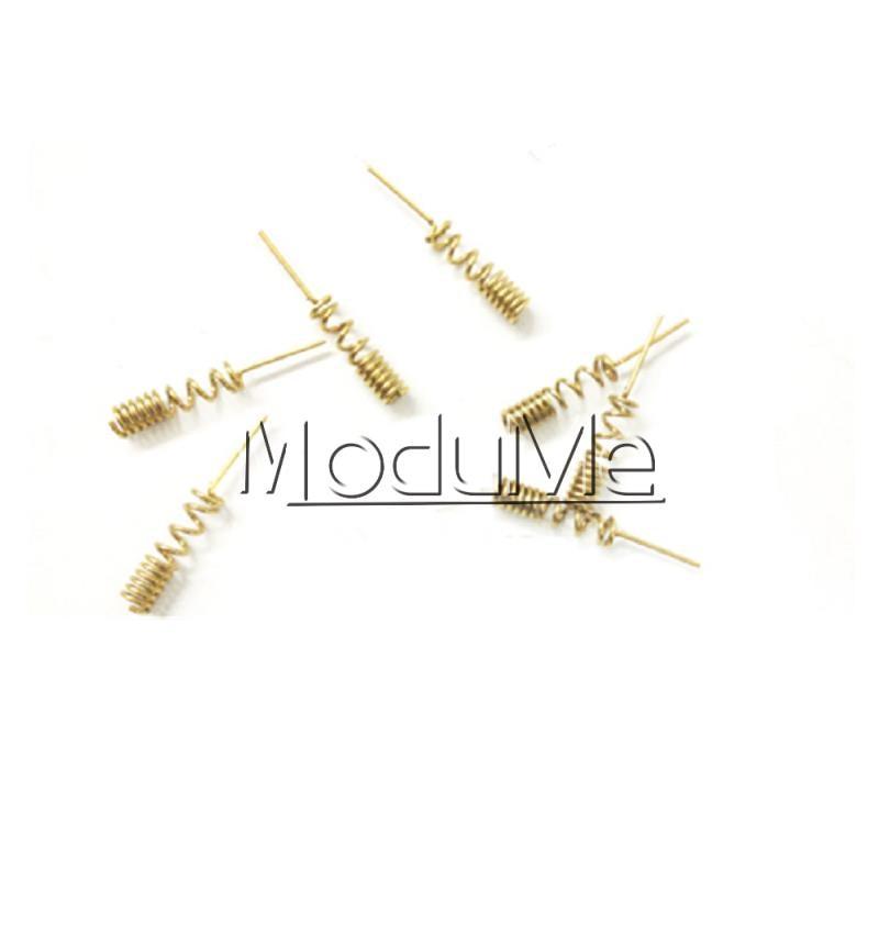 2 шт. GSM (2.5DBI) пружинных антенны спиральная антенна (Bold 0,8 Диаметр)