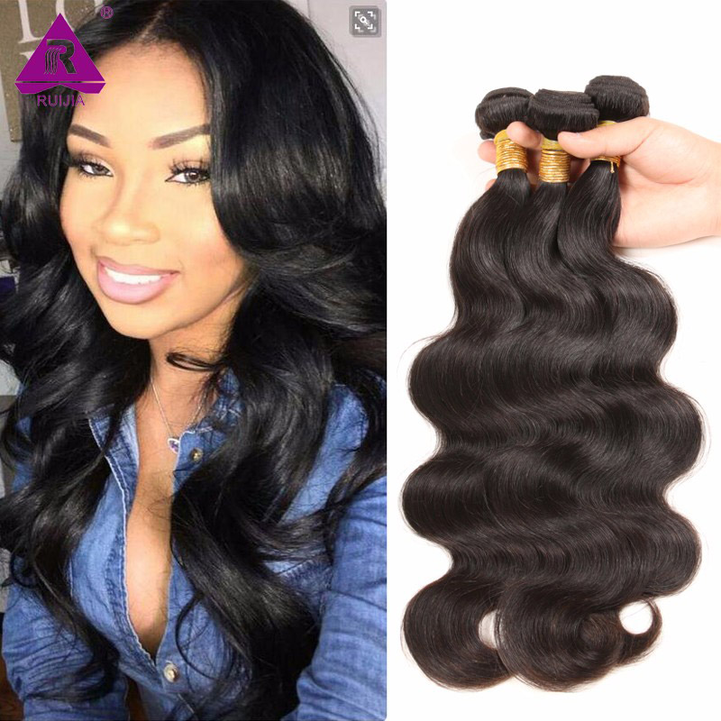 Quick Weave Hair Online Remy Indian Hair