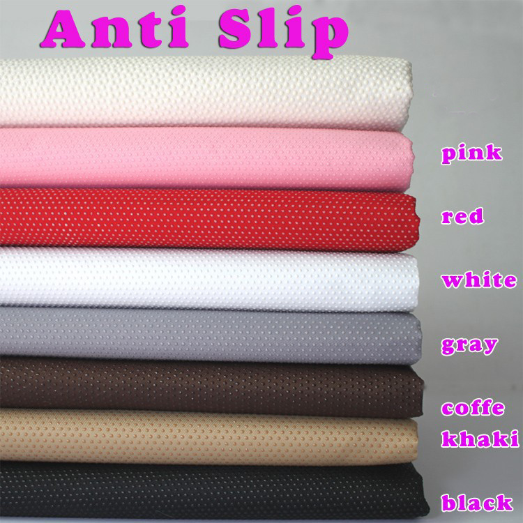 "Antislip Fabric Non Slip Vinyl For Accessories Carpet Cushion Anti-skid Cloth Slip-resistant 60 ""wide Sold BY YARD"