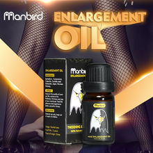 Manbird Herbal Big Dick Penis Enlargement Cream Gel Oil for Men Lasting 60 Minute Cock Size Extension Growth Thickening Sex Lube