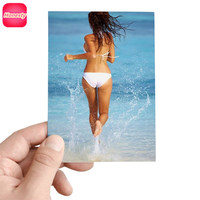 Printer Photo Paper A5 Photographic Paper For Inkjet Printers A5 Glossy Printing Paper For Printer Office