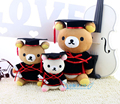 Graduation toy stuffed animals Dr.  Rilakkuma plush doctor toy classic toy
