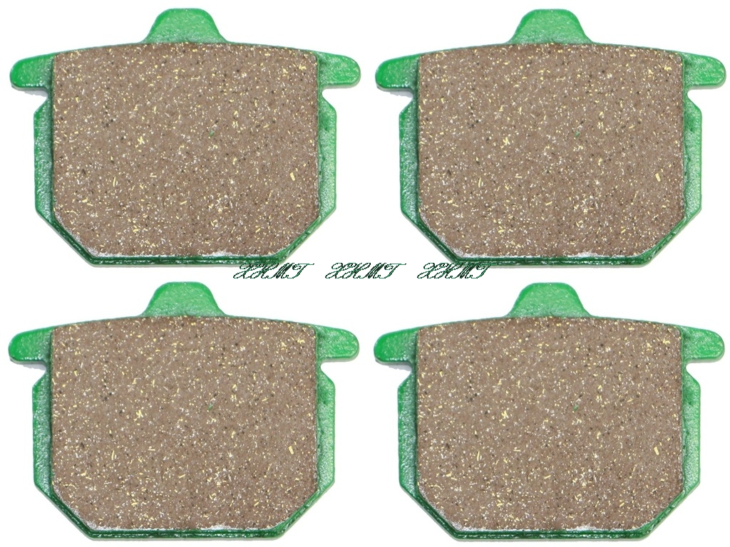 Brake Pad Set For Honda Cb400 Cb <font><b>400</b></font> N - Na - Nb 1978 1979 1980 1981 1982 / Cb750 Cb 750 <font><b>Fa</b></font> - Fb - F2c 1980 & Up image