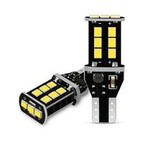 2Pcs T15 W16W LED Bulbs 2835SMD 921 912 Car Backup Reverse Lights for Hyundai Santa Fe ix35 ix20 ix55 Matrix Tucson Veloster