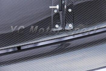 Akcesoria Samochodowe Z Włókna Węglowego 1600mm Tylny Spojler Z 290mm Nadające Się Do 2000-2008 S2000 AP1 AP2 VTX Typu 5 Styl Trunk Skrzydło GT