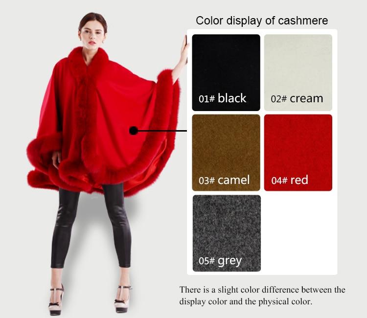 Brezplačna dostava pomlad jesen zima ženske krem barva - Oblačilni dodatki - Fotografija 6