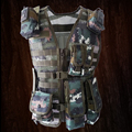 2017 New CS Filed Activities Men Camouflage Casual Vest Multi-pockets One Size Vest