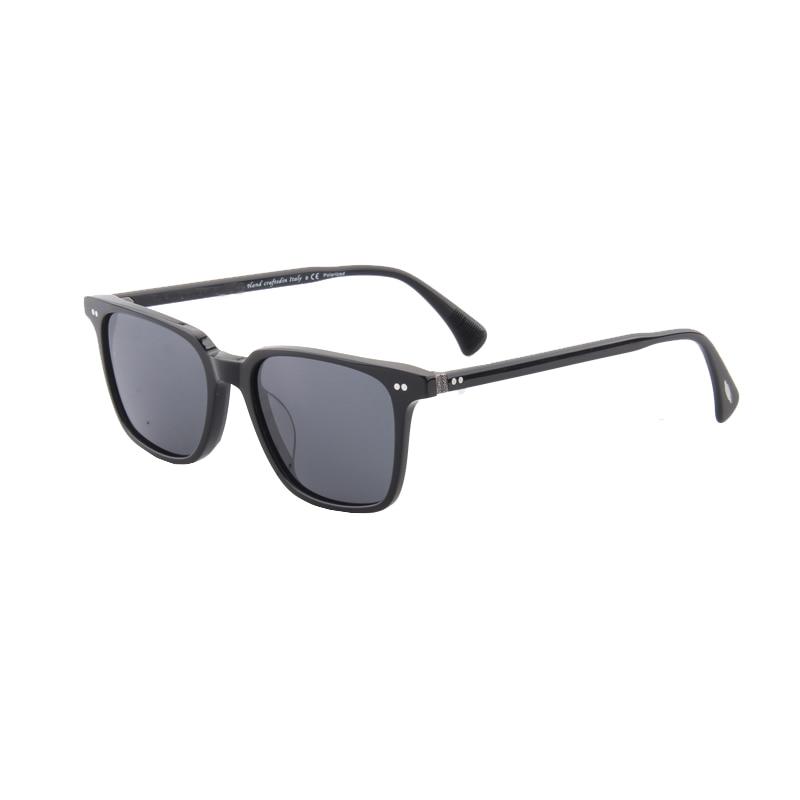 BOCAI Brand Polarized Sunglasses Oliver Style OV5316SU OPLL SUN vintage For men women peoples Polarizing sun