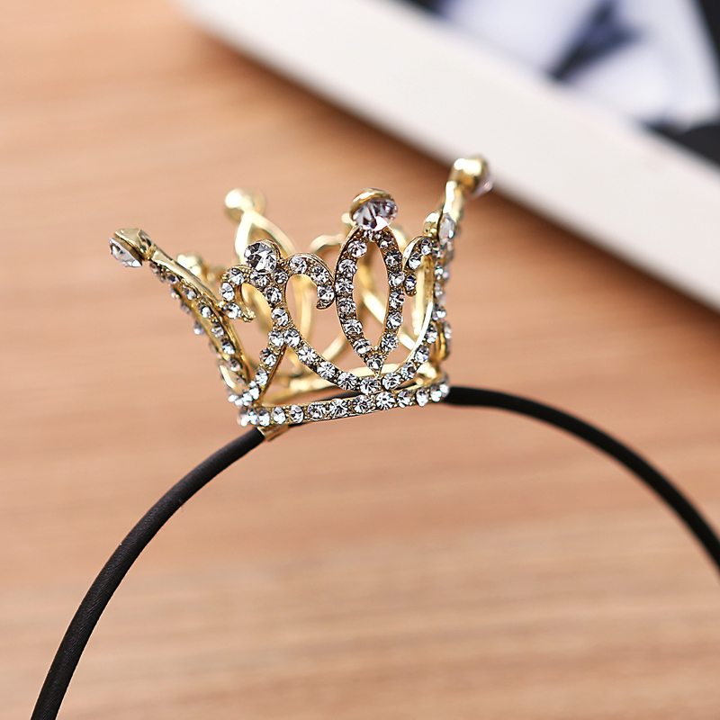 Crown Designs Wedding Tiara Diamante Crystal Rhinestone