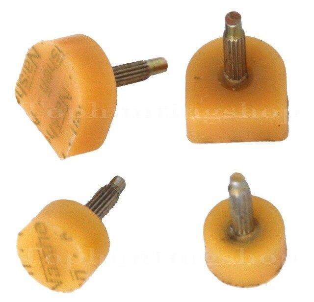 GUGULUZA 5 Paar Dames Schoenen Reparatie Stiletto Tip Pin Tap Deuvel Lift Vervanging 3mm Pin