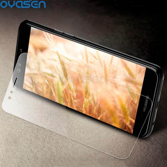 Взрывозащищенный Экран протектор для Huawei P8 P9 P10 Lite 2017 Honor 6 7 8 4C 5C Премиум закаленное Стекло защитная крышка Плёнки