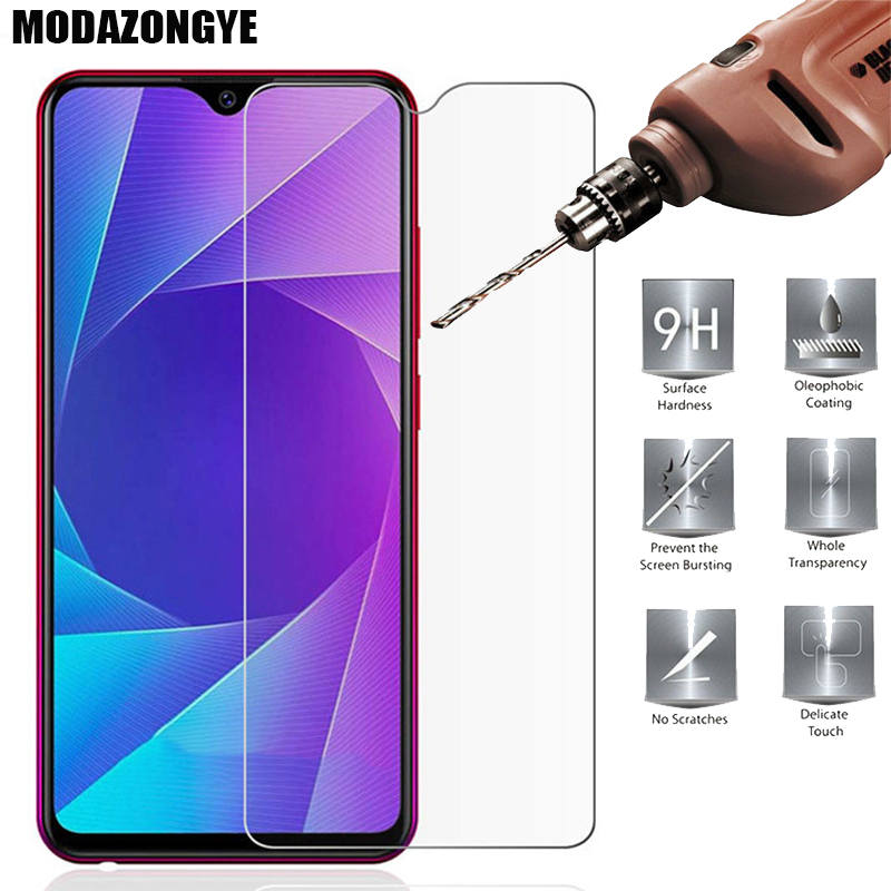 No Retail Package GzPuluz Glass Protector Film 50 PCS for Sony Xperia E5 0.26mm 9H Surface Hardness 2.5D Explosion-Proof Tempered Glass Screen Film