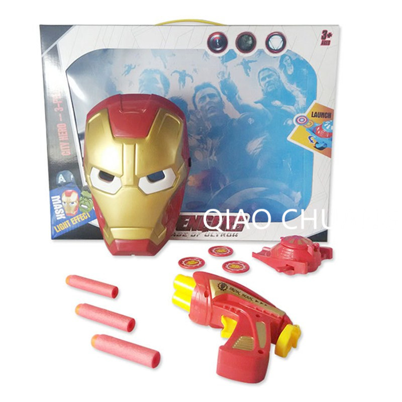 Reasonable Auto Open And Light Recloser Iron Man Helmet 1:1 Wearable Abs Helmet Tony Stark Mark 42 Mk42 Cosplay Mask With Led Light Fb0108 Back To Search Resultstoys & Hobbies