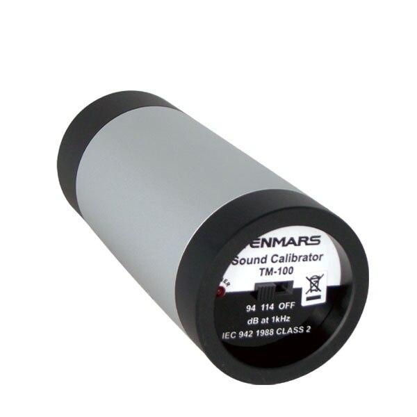 Класс 2 Tenmars TM-100 калибратор уровня звука измеритель шума 94 и 114 дБ