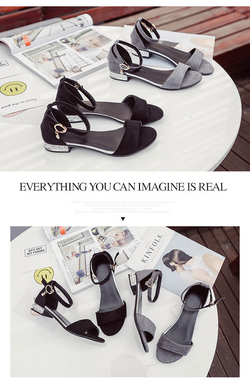 Hot Price #aeab 2020 Summer Shoes Women Sandals Open Toed