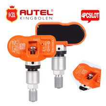 4 шт./лот Универсальный MaxiTPMS Pad шины Сенсор программист Autel TPMS шин Датчики давления MX-Сенсор 433 мГц 315 мГц MX сенсор