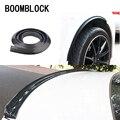 Стайлинг автомобиля  стикер для VW Passat B6 Touran T5 Bora T4 Jetta Skoda Octavia A5  спойлеры  крышка переднего бампера  колесо  шина для бровей